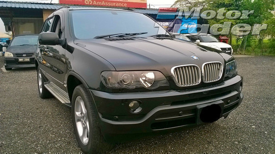2002 Bmw X5 X Drive 30i Rm 49 800 Used Car For Sales In Kuala