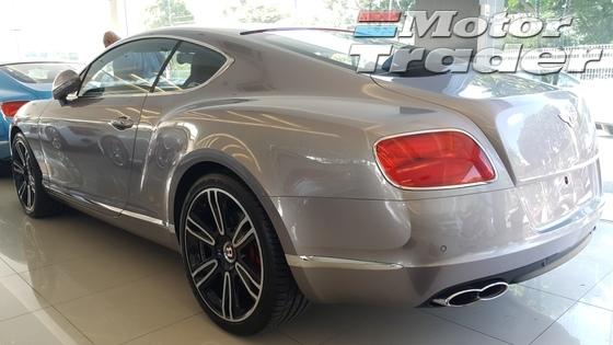 2013 Bentley Continental Gt 4 0 V8 Full Spec Unreg Rm 1 088 000