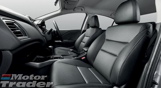 2017 Honda City 1 5 Full Loan Foc B Kit Leather Seat Gps Rm 69 000