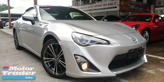 2013 Toyota 86 2 0 Gt By Happytim Rm 120 000 Used Car For Sales