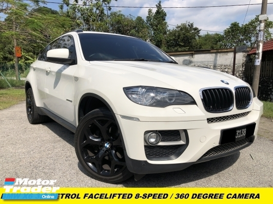 2014 Bmw X6 Xdrive 35i Facelifted 8 Speed Model Twin Power Turbo